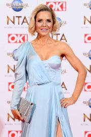 Stephanie Waring - National Television Awards 2020 in London