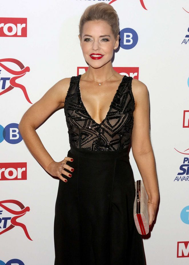 Stephanie Waring – Pride of Sports Awards 2016 in London