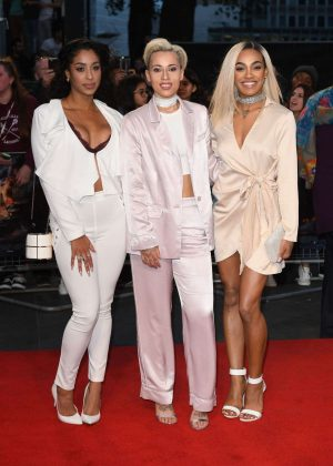 Stooshe - 'Deepwater Horizon' Premiere in London