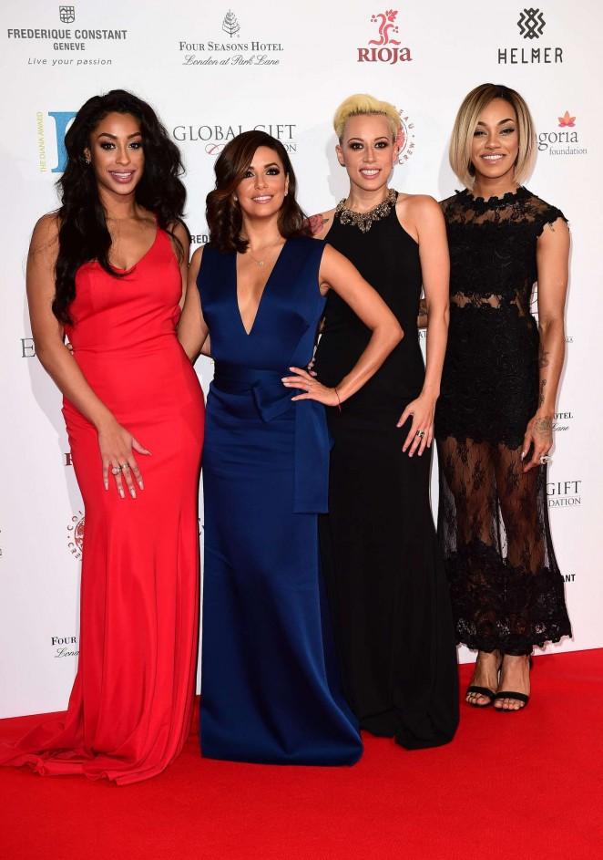 Stooshe - The Global Gift Gala 2015 in London