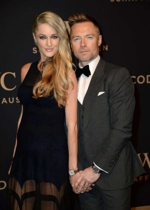 Storm Keating - IWC Gala Decoding the Beauty of Time at SIHH 2017 in Geneva
