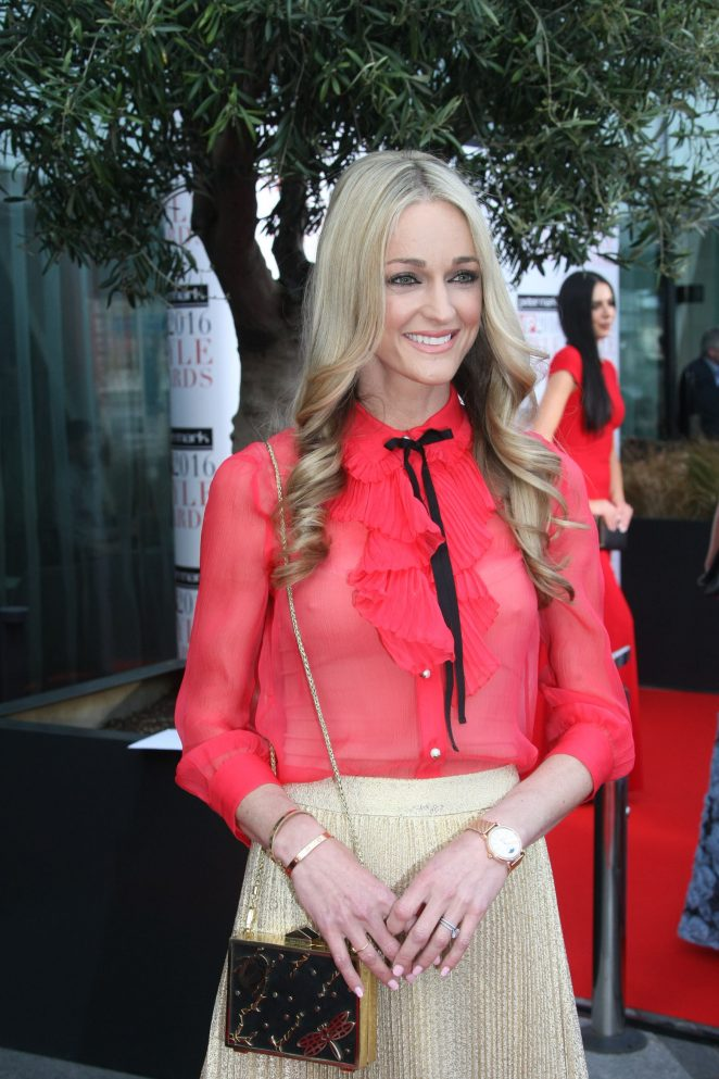 Storm Keating - The Peter Mark VIP Style Awards 2016 in Dublin