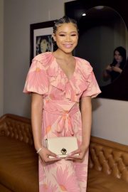 Storm Reid - InStyle & Kate Spade New York Dinner in West Hollywood