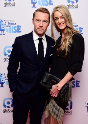 Storm Uechtritz - Global's Make Some Noise Gala 2015 in London