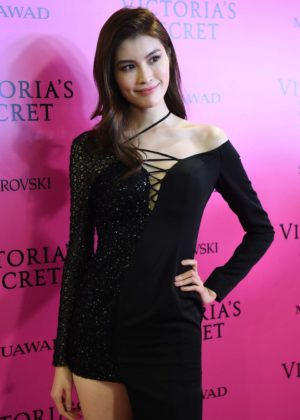 Sui He - 2017 Victoria's Secret Fashion Show After Party in Shanghai