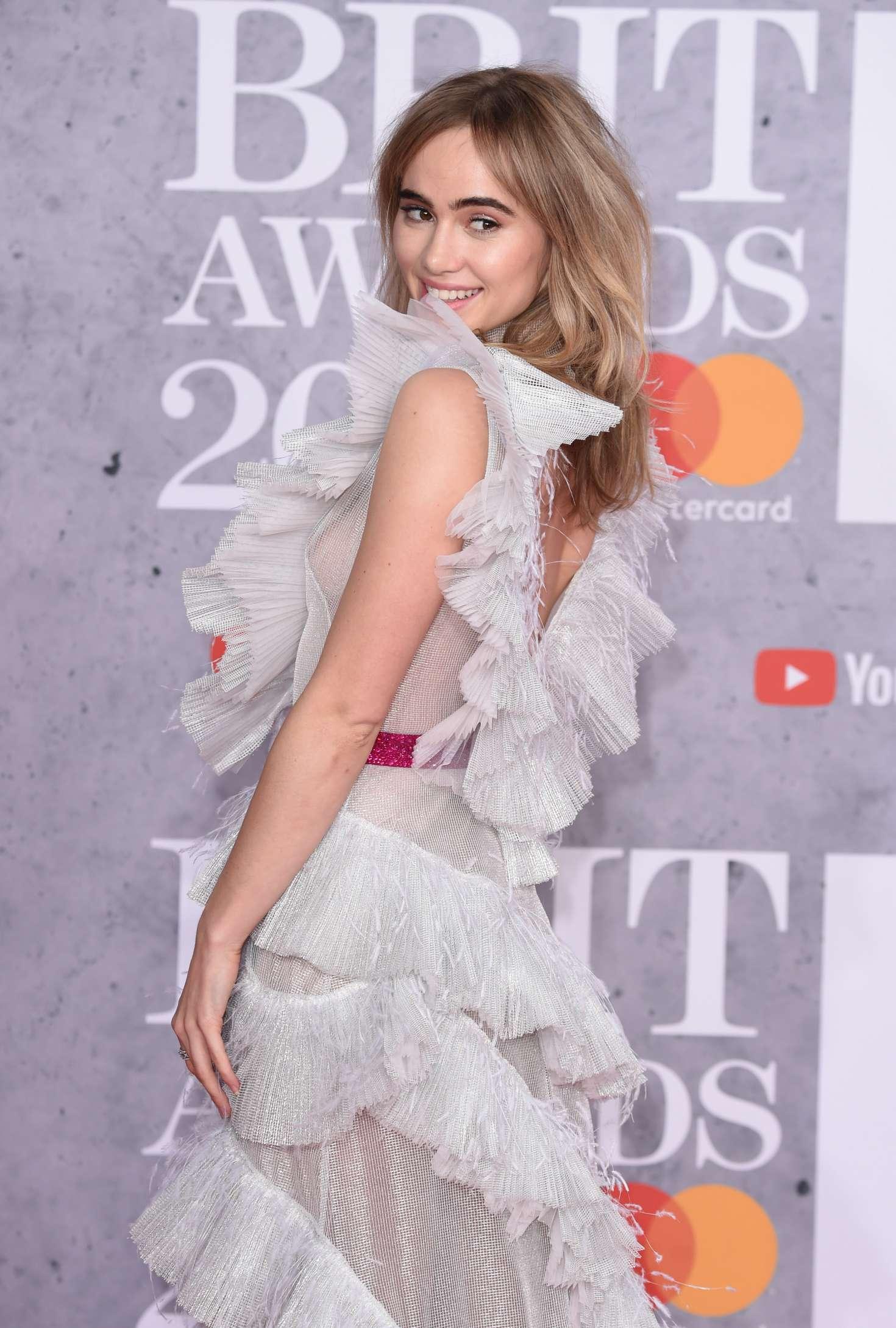 Suki Waterhouse - 2019 BRIT Awards in London