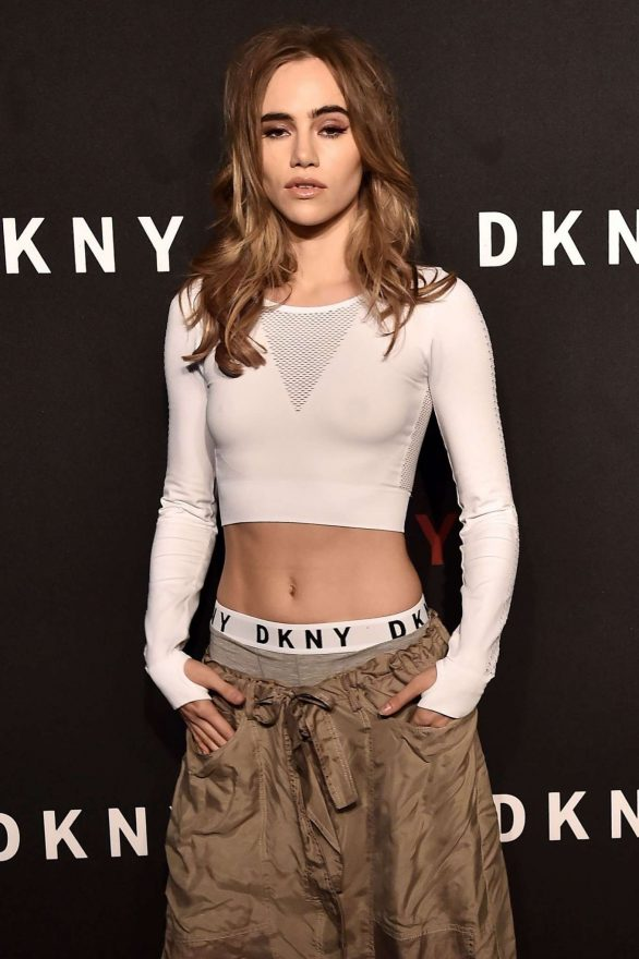 Suki Waterhouse - 30th anniversary of DKNY Party in NYC
