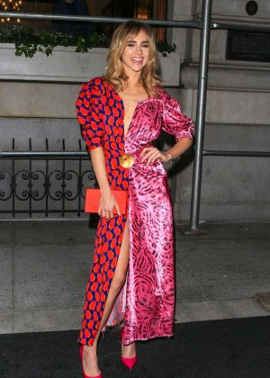 Suki Waterhouse - Arrives at Harper's Bazaar ICONS Party in New York