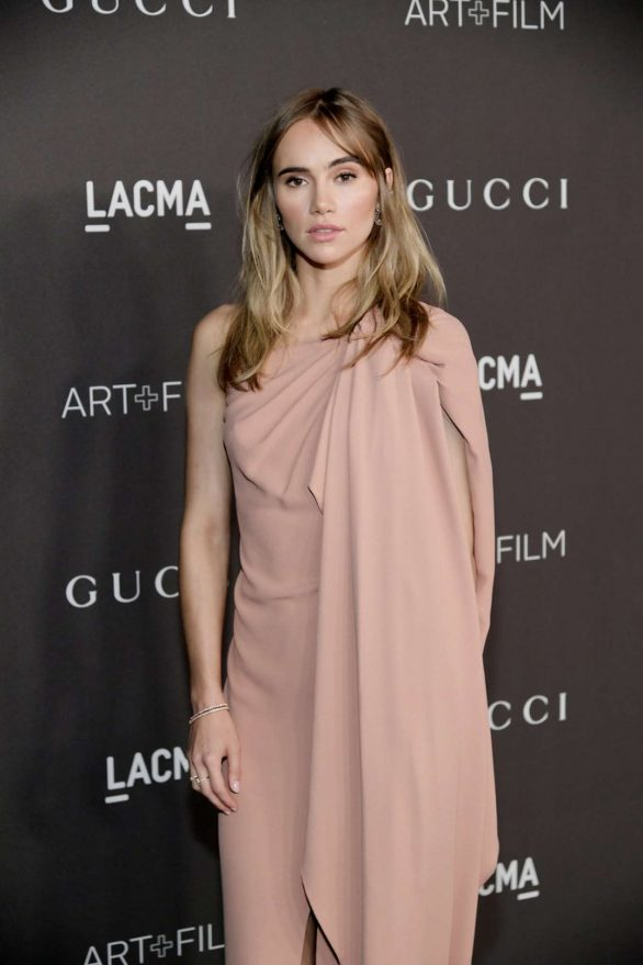 Suki Waterhouse - LACMA Art and Film Gala 2019 in Los Angeles