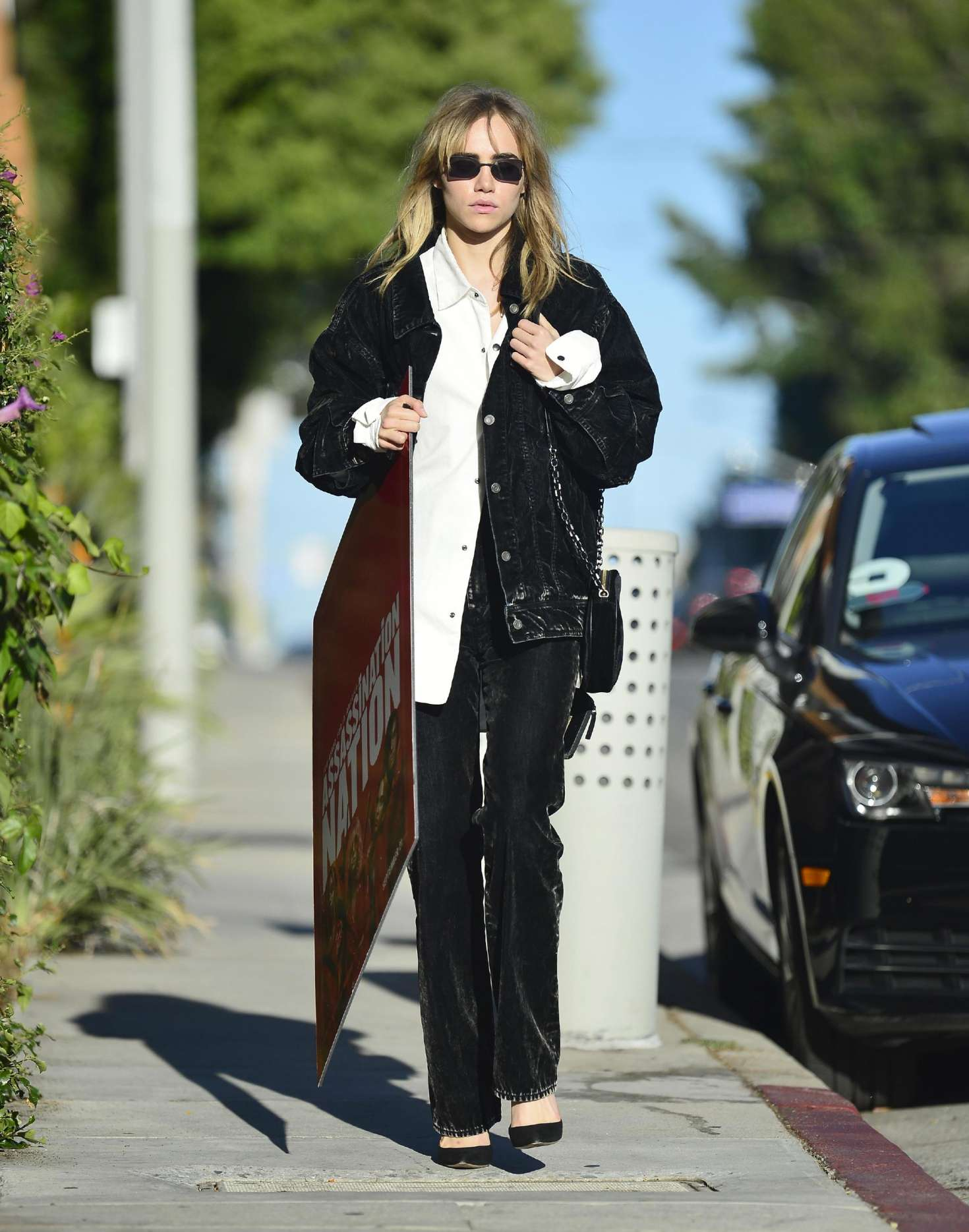 Suki Waterhouse 2018 : Suki Waterhouse: Out and about in Los Angeles -02