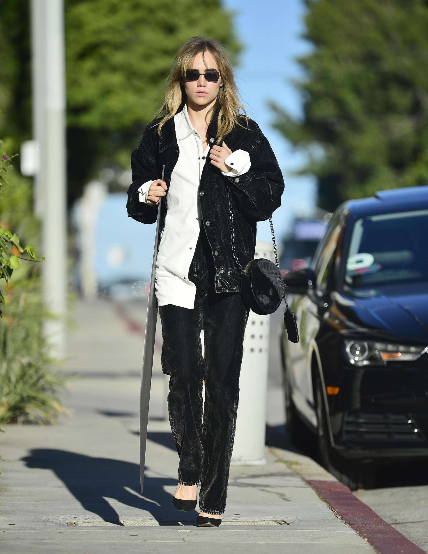 Suki Waterhouse 2018 : Suki Waterhouse: Out and about in Los Angeles -03