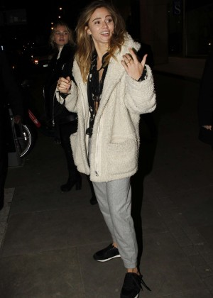 Suki Waterhouse - 'Pride And Prejudice And Zombies' After Party in London