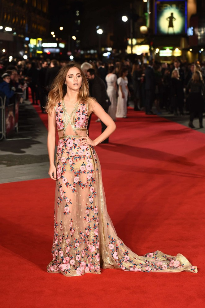 Suki Waterhouse: Pride and Prejudice and Zombies UK Premiere -10