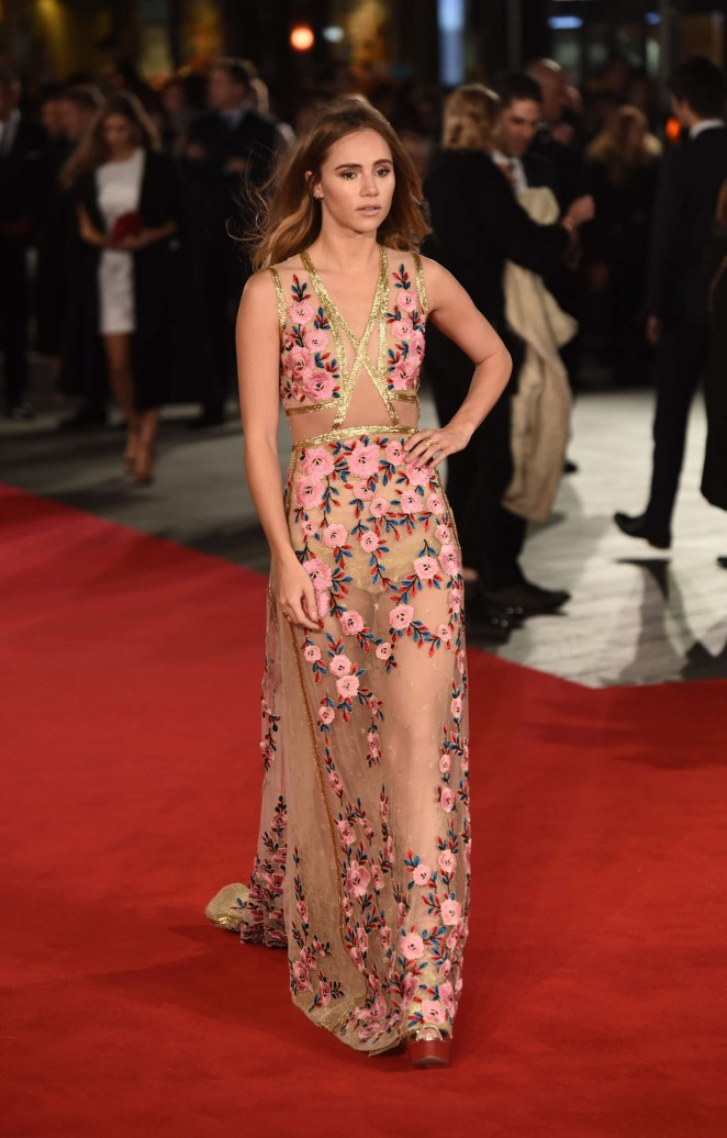 Suki Waterhouse: Pride and Prejudice and Zombies UK Premiere -11