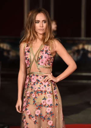 Suki Waterhouse - 'Pride and Prejudice and Zombies' Premiere in London
