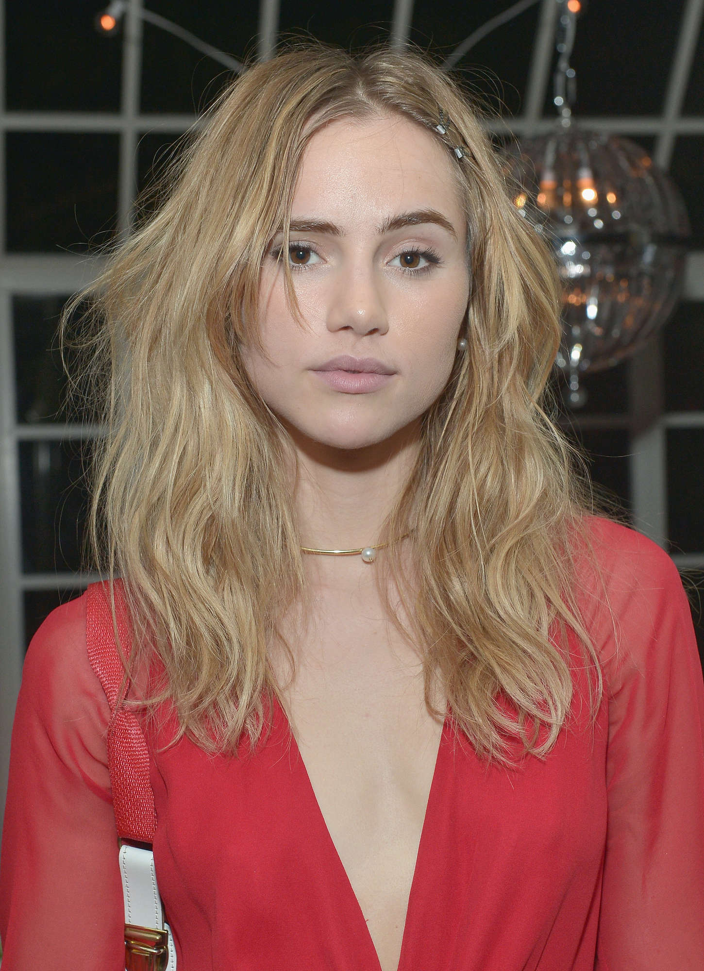Suki Waterhouse - VANITY FAIR and Barneys New York Dinner Benefit in LA
