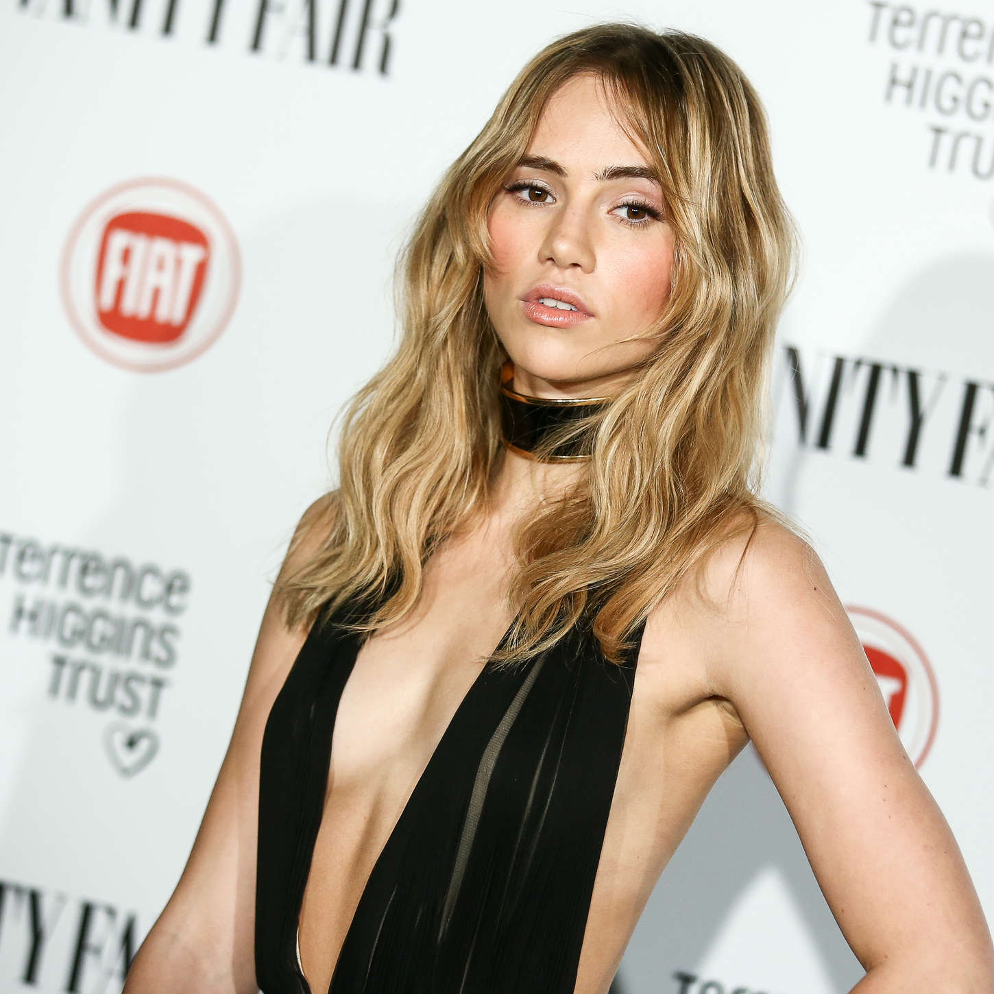 Suki Waterhouse - 2015 Vanity Fair and FIAT Celebration of Young Hollywood in LA