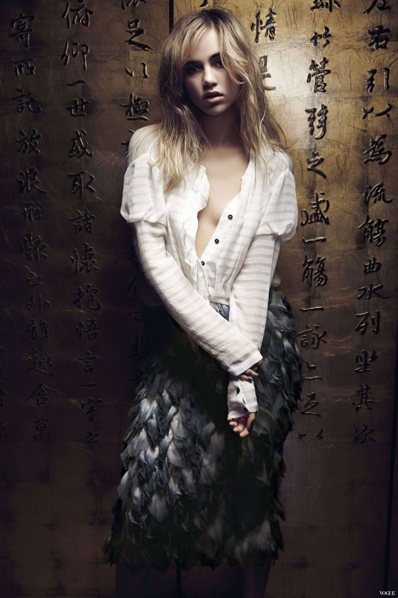 Suki Waterhouse 2015 : Suki Waterhouse: Vogue Taiwan 2015 -05
