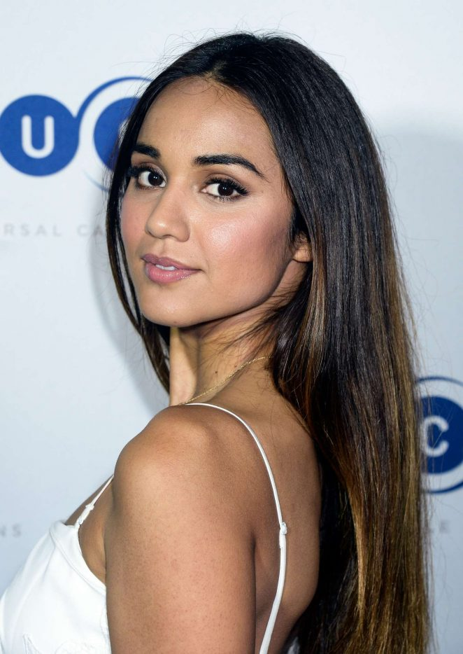Summer Bishil: Universal Cable Productions at 2017 Comic ...