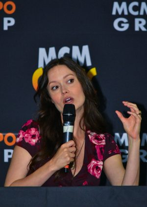 Summer Glau - MCM Comic Con in County Antrim in Northern Ireland