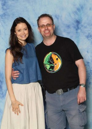 Summer Glau Montreal Film and Comic-Con
