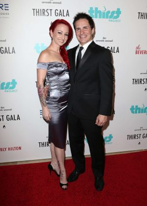 Summer Soltis - 7th Annual Thirst Gala in Beverly Hills