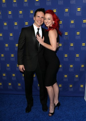 Summer Soltis - Human Rights Campaign 2016 Gala Dinner in Los Angeles