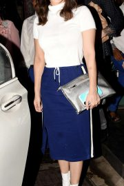 Sunny Leone - Out and about in Mumbai