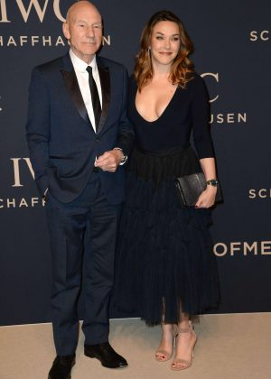 Sunny Ozell - IWC Gala Decoding the Beauty of Time at SIHH 2017 in Geneva
