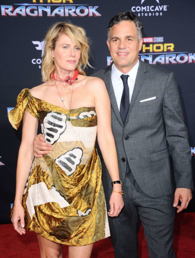 Sunrise Coigney - 'Thor: Ragnarok' Premiere in Los Angeles