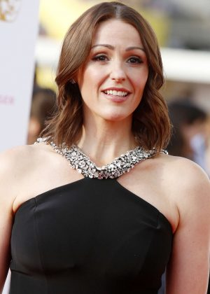 Suranne Jones - BAFTA TV Awards 2016 in London