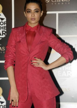 Surveen Chawla - GQ India's Men of the Year Awards 2016 in Mumbai