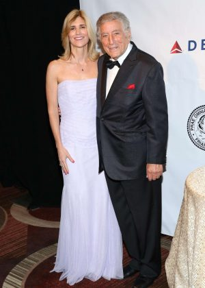 Susan Crow - The Friars Club honors Tony Bennett in New York