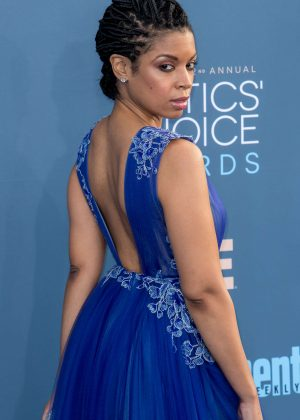 Susan Kelechi Watson - 22nd Annual Critics' Choice Awards in Los Angeles