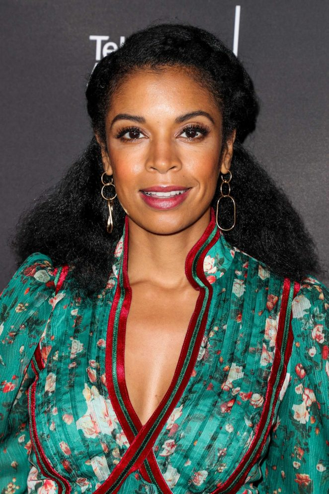 Susan Kelechi Watson - Emmys Cocktail Reception in Los Angeles