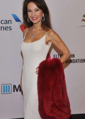 Susan Lucci - Elton John AIDS Foundations 2015 An Enduring Vision Benefit in NY