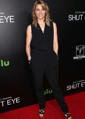 Susan Misner Shut Eye TV Series Premiere In Los Angeles