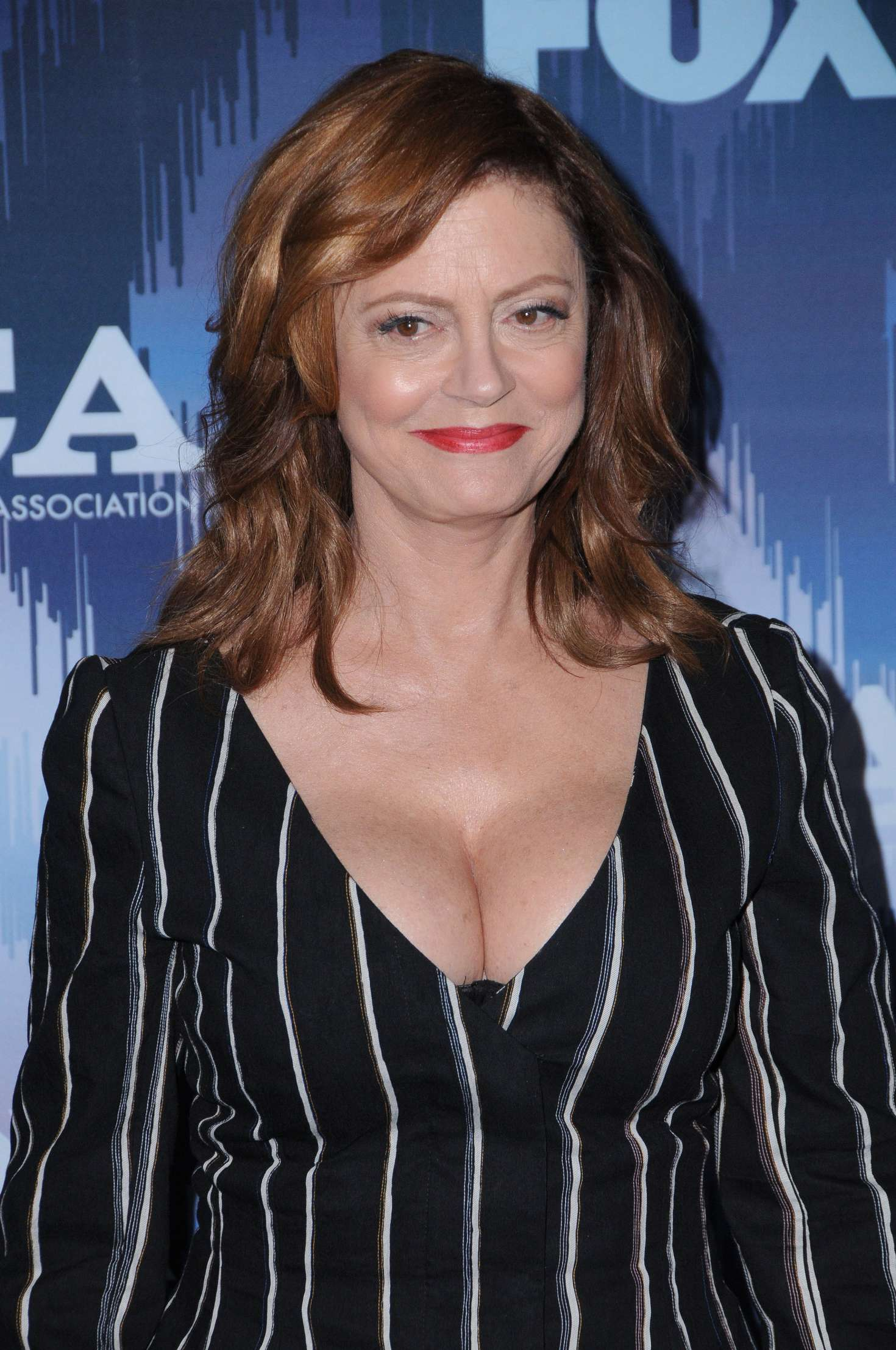 susan sarandon 2017 fox winter tca all star party in pasadena