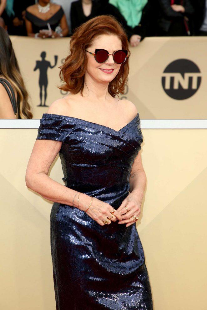 Susan Sarandon - 2018 Screen Actors Guild Awards in Los Angeles