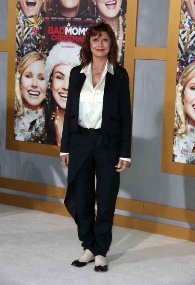 Susan Sarandon - 'A Bad Mom's Christmas' Premiere in Westwood