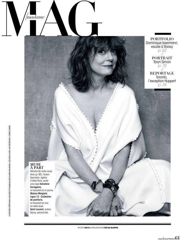 Susan Sarandon Madame Figaro 2016 05 Gotceleb
