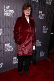 Susan Sarandon - Opening Night for The Sound Inside at Studio 54 in New York