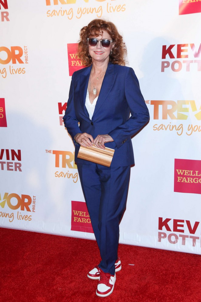 Susan Sarandon - TrevorLIVE Event 2015 in New York