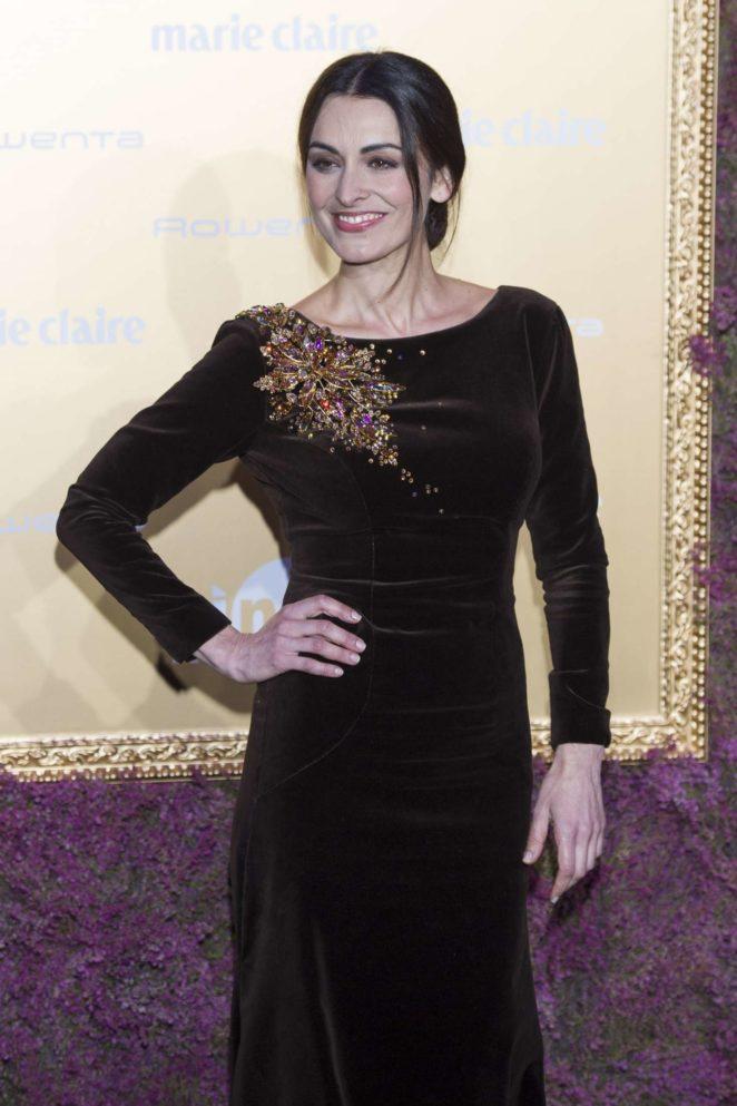 Susana Cordoba - Marie Claire Prix De La Moda Awards 2017 in Madrid