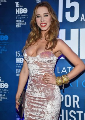 Susana Posada - 15th HBO Latin America in Mexico City