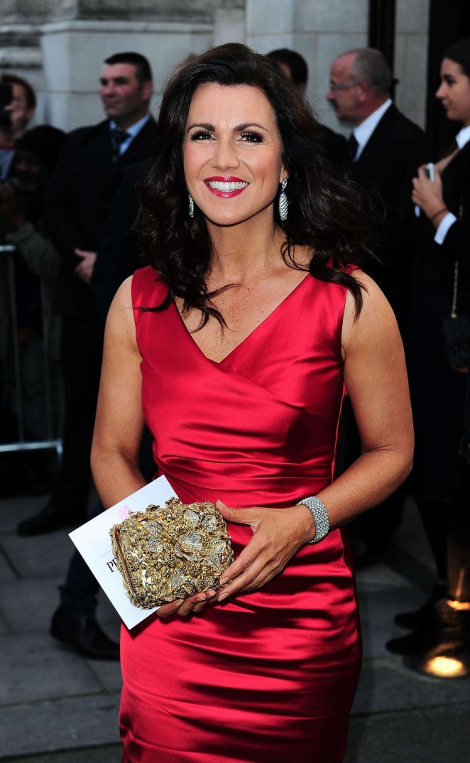 Susanna Reid - 2015 Pride of Britain Awards in London