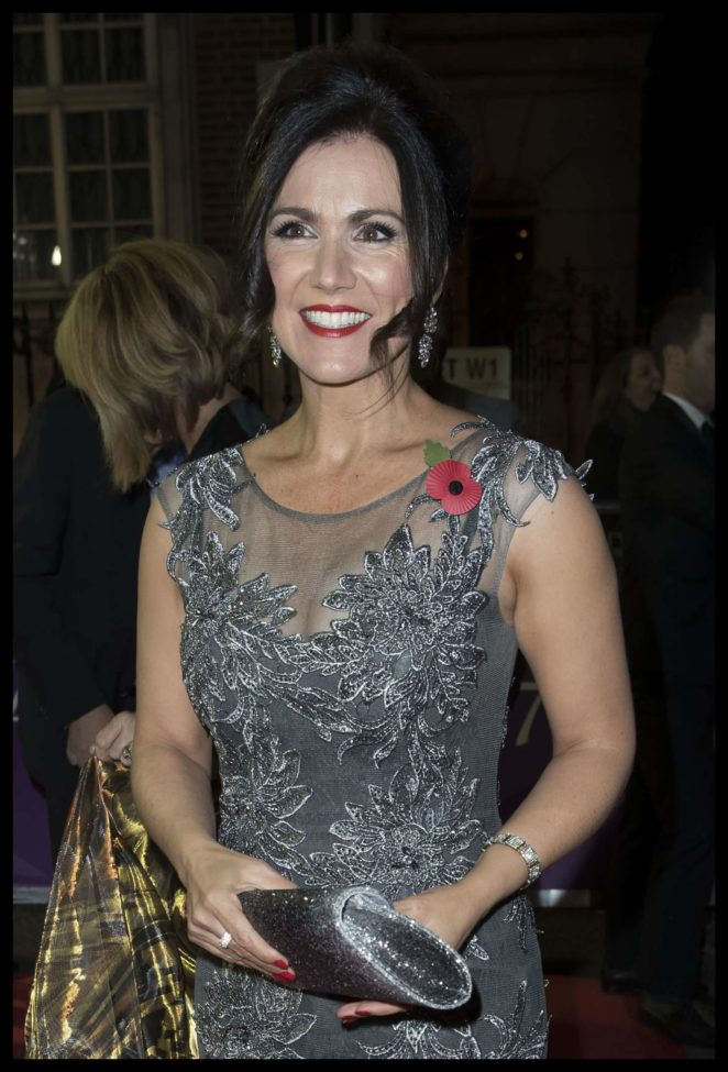 Susanna Reid - 2017 Pride Of Britain Awards in London