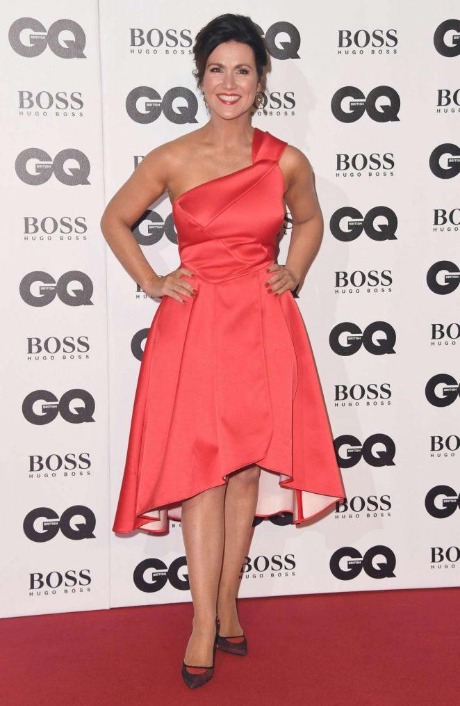 Susanna Reid - 2018 GQ Men of the Year Awards in London