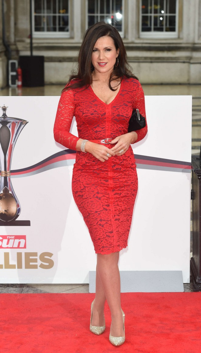 Susanna Reid - A Night of Heroes: The Sun Military Awards 2016 in London