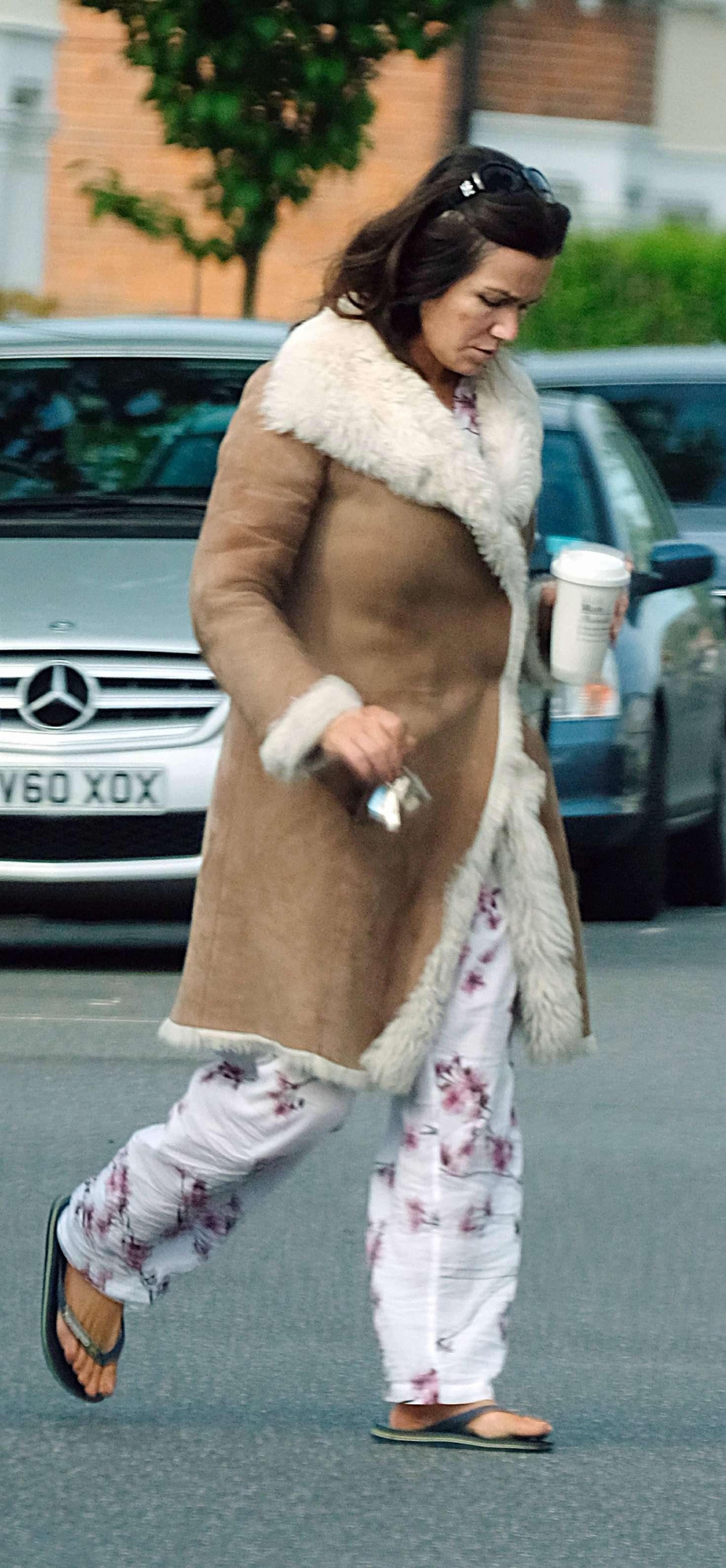 Susanna reid in her pyjamas out in london nudes (94 photo), Paparazzi Celebrity pics